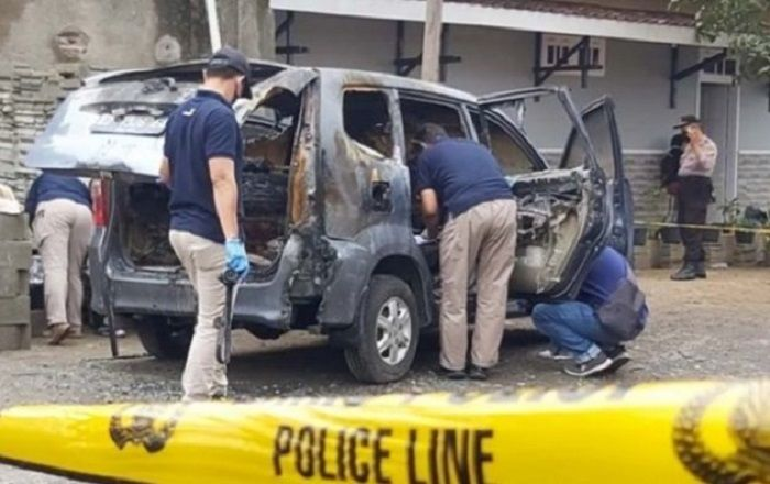 Mayat Perempuan Terbakar dalam Mobil Ternyata Kerabat Jokowi