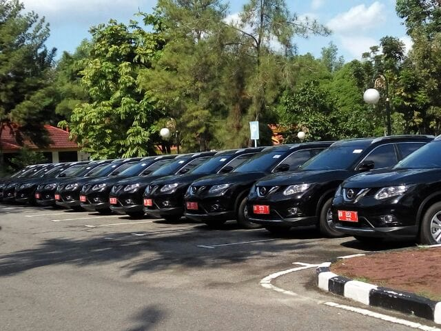 Riau Tarik Seluruh Mobil Dinas PNS Agar Tak Dipakai Mudik